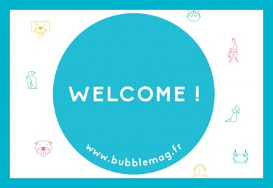 Bienvenue à la Bubble Party !