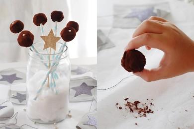 Cake Pops pour petits gourmands