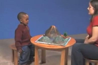 La perception chez l'enfant