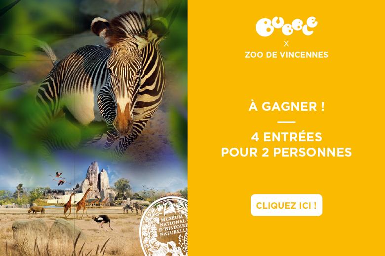Un must : le Parc Zoologique de Paris !