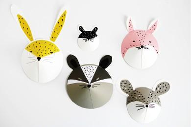 masques design pour le Carnaval !