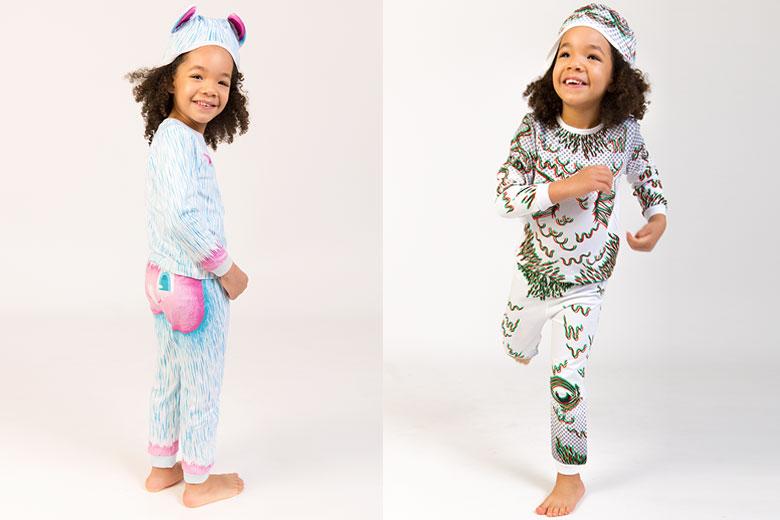 KID THEM ALL : pyjama-déguisement