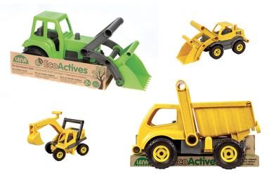 LENA ECOACTIVES :  jouets en plastique recylé