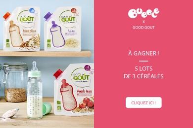 GOOD GOÛT : céréales bio