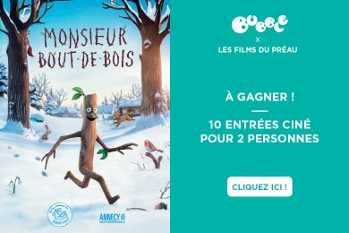 LES FILMS DU PRÉAU : « Monsieur Bout-de-Bois »