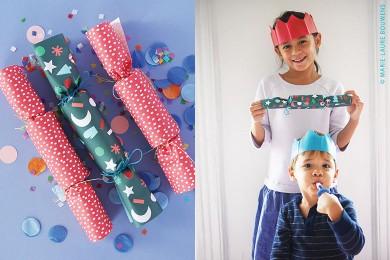 Comment fabriquer des Christmas Crackers