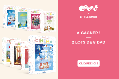LITTLE KMBO : coffrets DVD