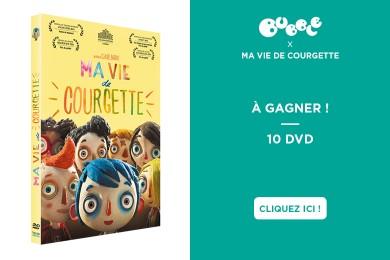 MA VIE DE COURGETTE : FILM D'ANIMATION