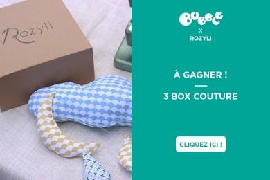 ROZYLI : box couture