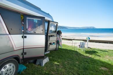VACANCES NOMADES : Rouler – En camping-car