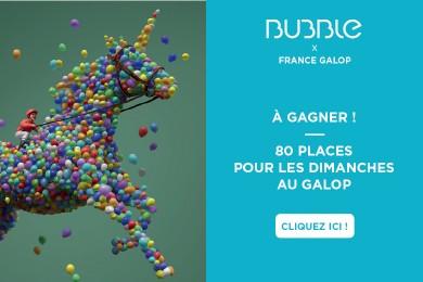FRANCE GALOP : Places