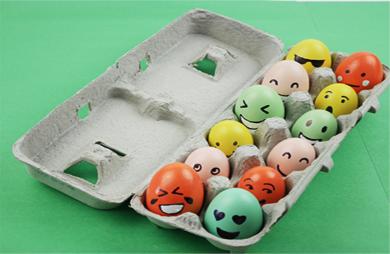 Les émoti'eggs