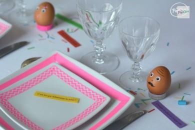 Des œufs de Pâques pas comme les autres…