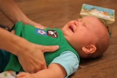Aider un bébé à réguler ses émotions