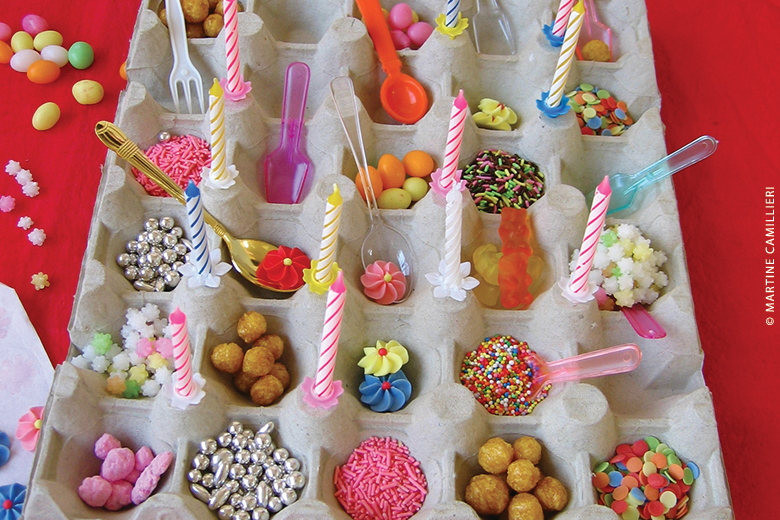Un anniversaire gourmand