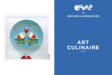 « L'art dans l'assiette : Les petites faims ludiques d'Ida Skivenes »