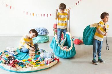 PLAY&GO : sac à jouets