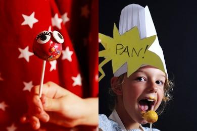 Devoirs de vacances : Cake Pops en folie !