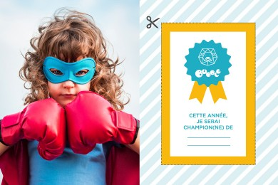 Carte de champion ! [Printable]