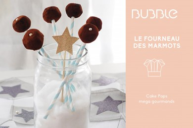 Cake Pops méga gourmands