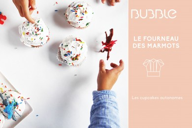 Les cupcakes autonomes