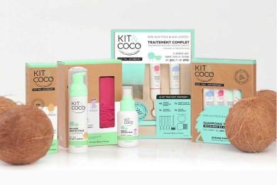 KIT & COCO : soins anti-poux