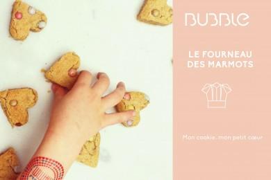 Mon cookie, mon petit cœur