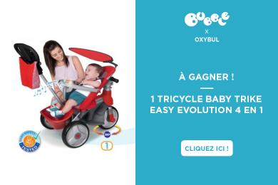OXYBUL : tricycle 4 en 1