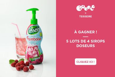 TEISSEIRE : sirops doseurs