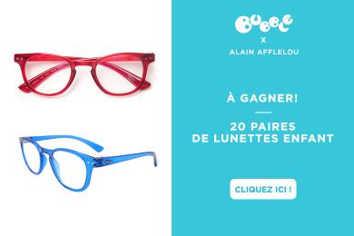 ALAIN AFFLELOU : lunettes spéciales écran