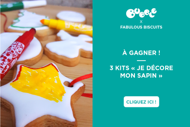 FABULOUS BISCUITS : kit à colorier