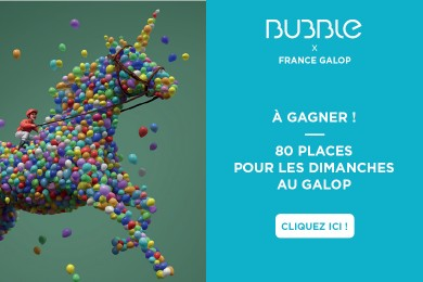 FRANCE GALOP : Places