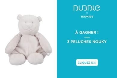 NOUKIE'S : peluche Nouky