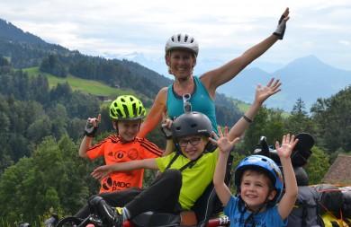 Handicap et vacances en vélo