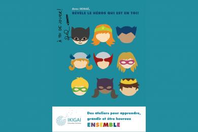 Ikigaï : l'énergie de 3 mamans