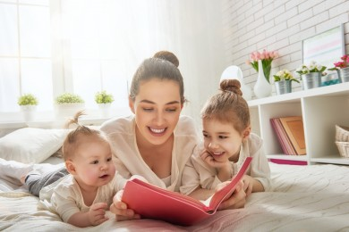 Lire aux bébés !