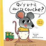 Qu'y a-t-il dans ta couche ? Guido Van Genechten, éditions Albin Michel Jeunesse, 0-2 ans, 12€