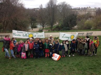 Un conte écologique écrit par des enfants