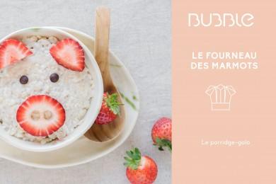 Le porridge-golo