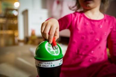 Relevez avec vos enfants le défi du trie des piles