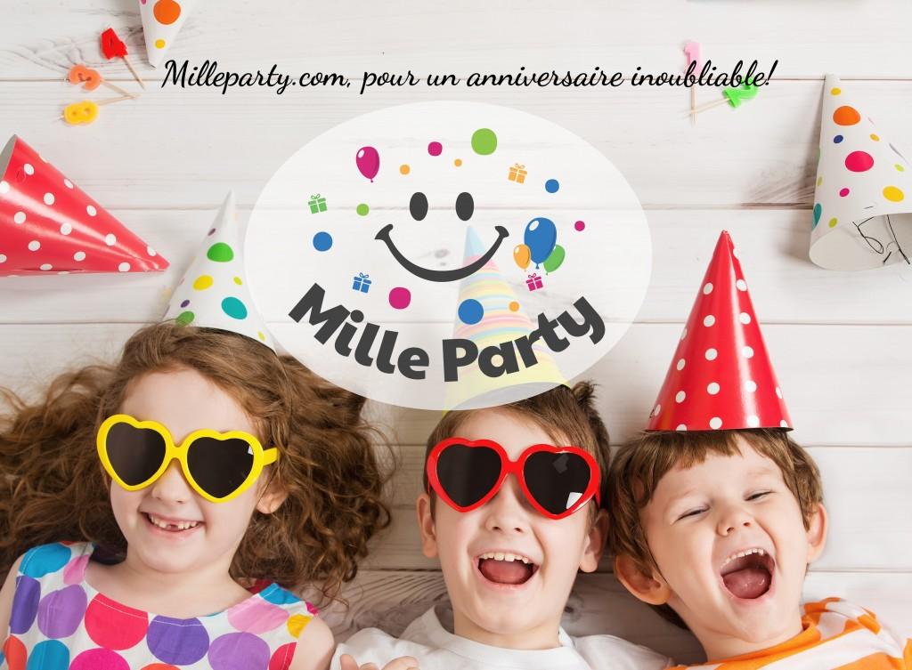 De l'organisation à l'animation: Réservez le plus bel anniversaire pour votre enfant avec ses copains.