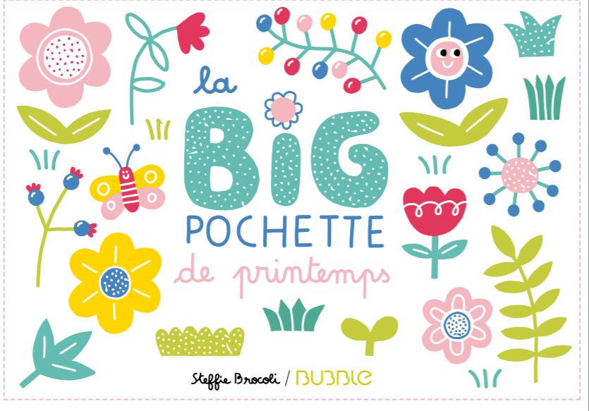 La big pochette d'activités de printemps à imprimer