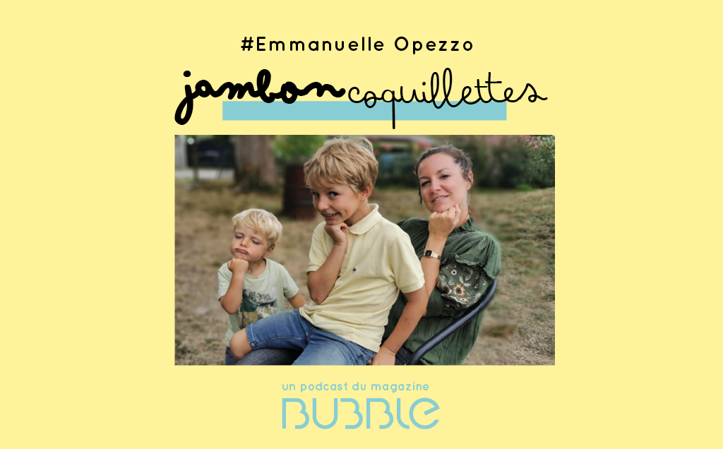 Emmanuelle Opezzo, fondatrice des ateliers Montessori Koko Cabane