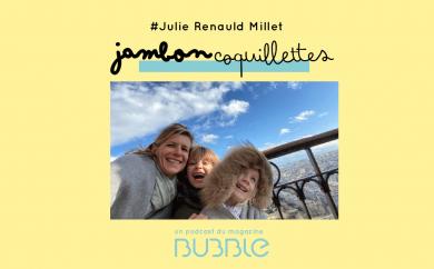 Le sommeil des enfants, avec Julie Renauld Miller