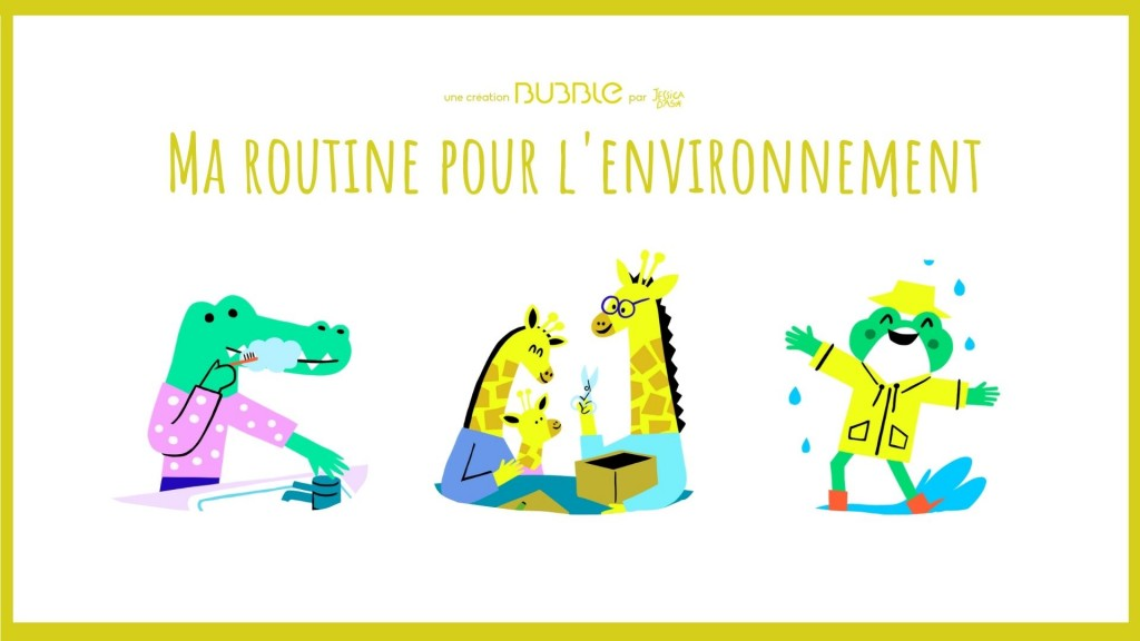 L'affiche des routines pour l'environnement
